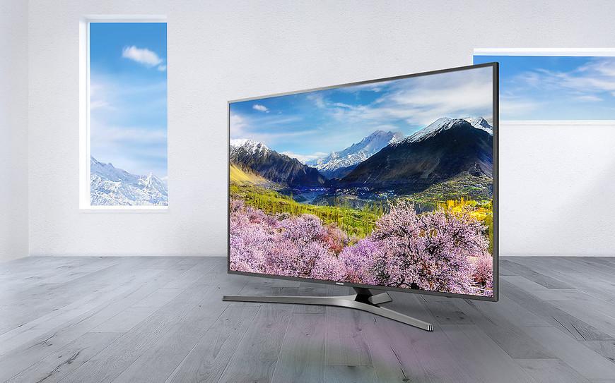 Adevăratul televizor 4K UHD