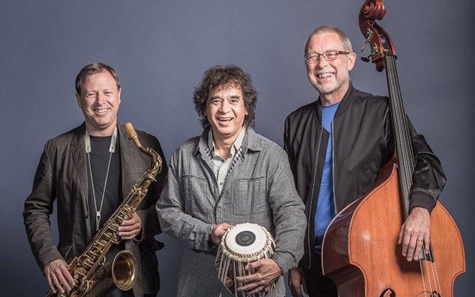 Dave Holland, Zakir Hussain & Chris Potter