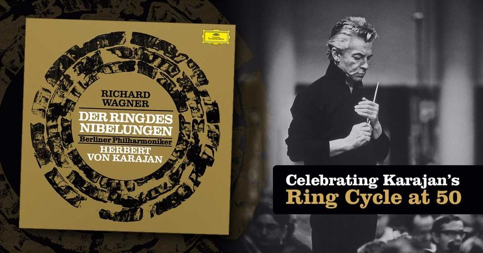 Image result for ring karajan