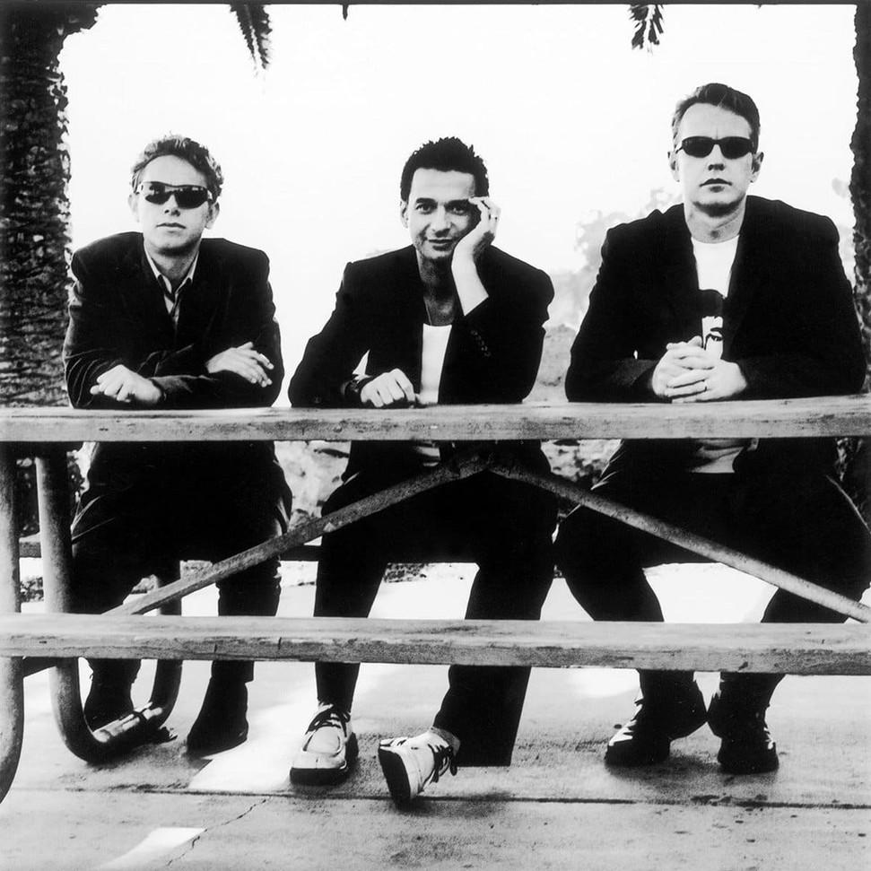 Image result for depeche mode 2001